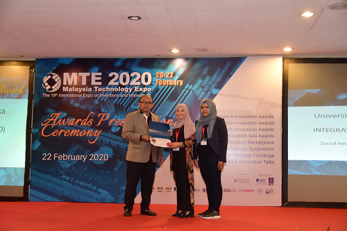 UPM wins gold medals, special award at MTE 2020
